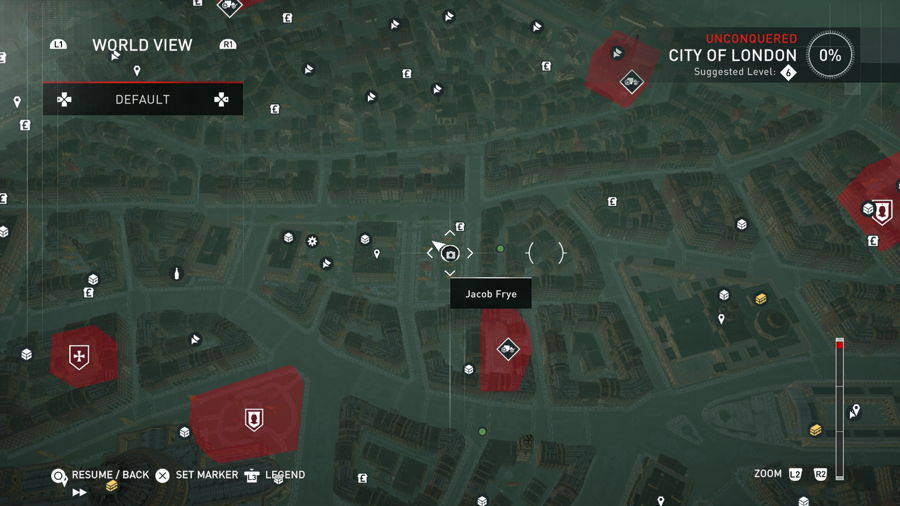 Assassins Creed Syndicate Secrets Of London location City Of London 3