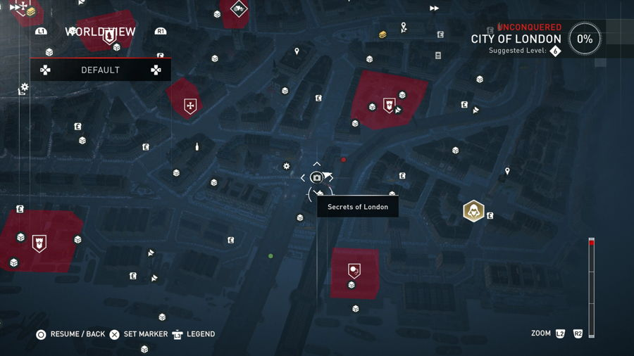Assassins Creed Syndicate Secrets Of London location City Of London 4