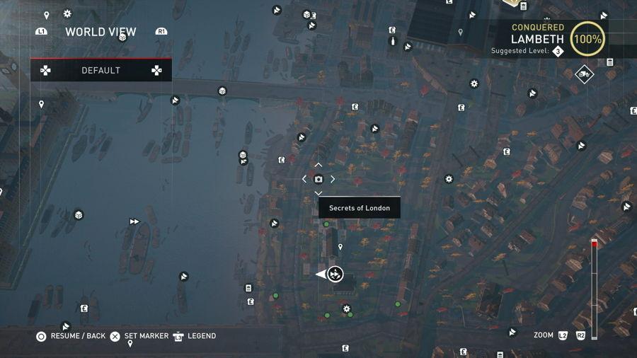 Assassins Creed Syndicate Secrets Of London location Lambeth 3