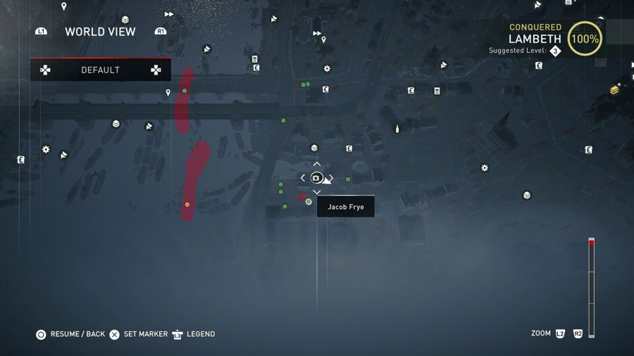 Assassins Creed Syndicate Secrets Of London location Lambeth 4
