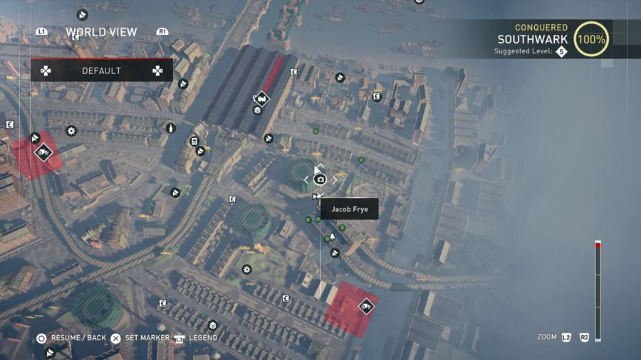 Assassins Creed Syndicate Secrets Of London location Southwark 1