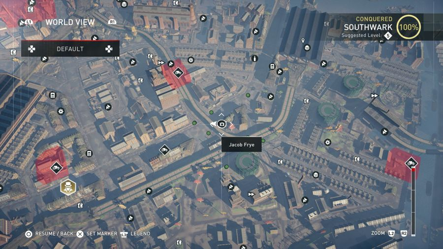 Assassins Creed Syndicate Secrets Of London location Southwark 2