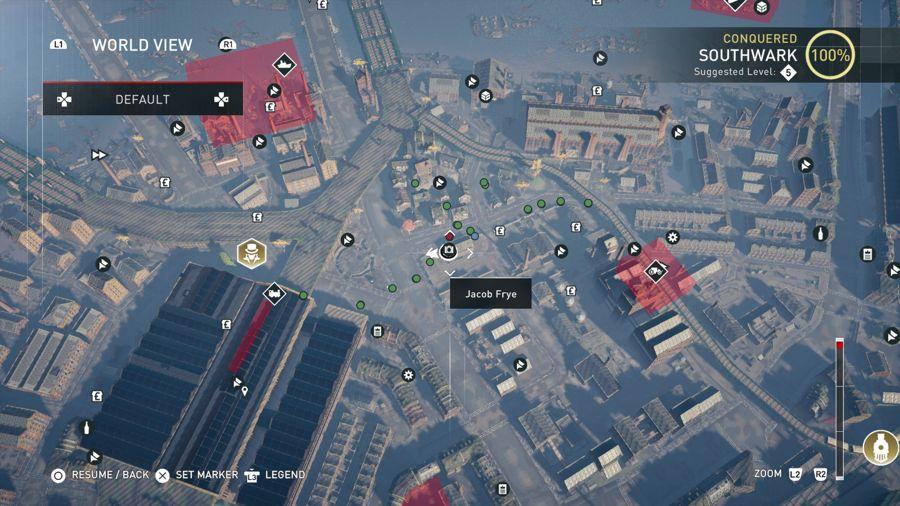 Assassins Creed Syndicate Secrets Of London location Southwark 3