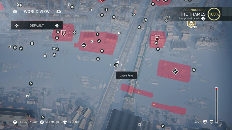 Assassins Creed Syndicate Secrets Of London location Thames 1