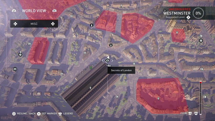 Assassin S Creed Syndicate Guide Secrets Of London Location Guide