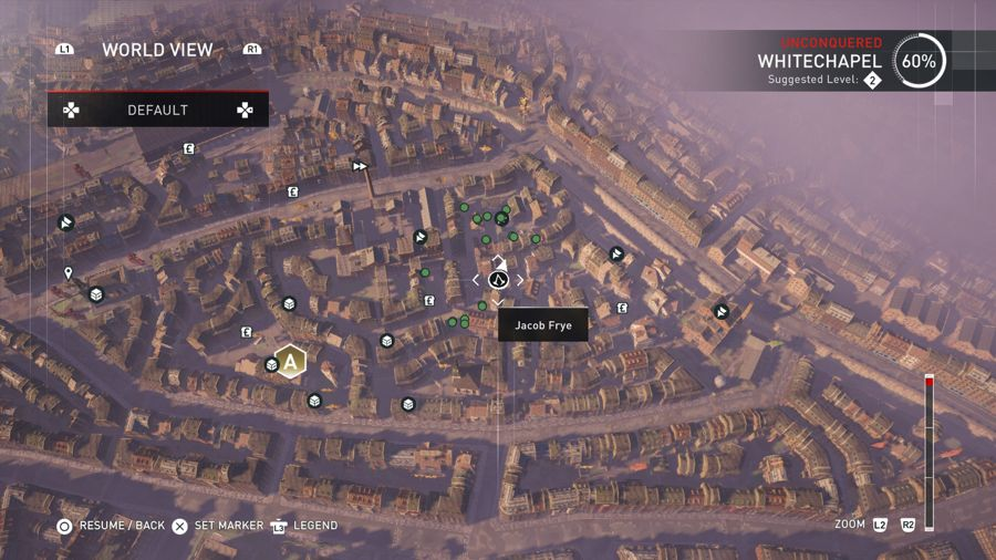 Assassins Creed Syndicate Secrets Of London location Whitechapel 1