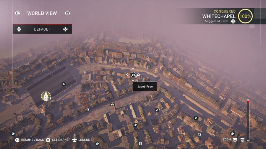 Assassins Creed Syndicate Secrets Of London location  Whitechapel 2