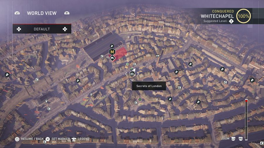 Assassins Creed Syndicate Secrets Of London location Whitechapel 3