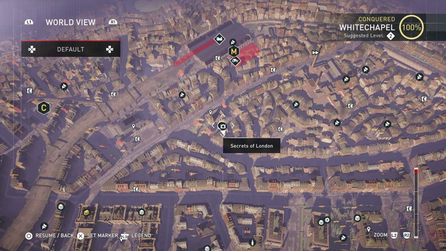 Assassins Creed Syndicate Secrets Of London location Whitechapel 4