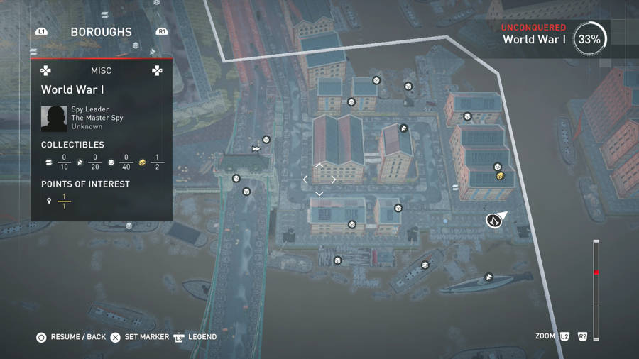 Assassin S Creed Syndicate Treasure Map Guide