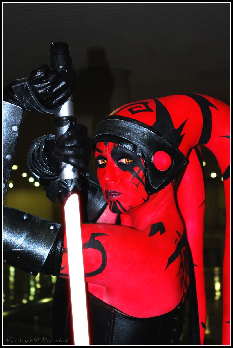 Cosplay Wednesday Star Wars Darth Talon Gamersheroes