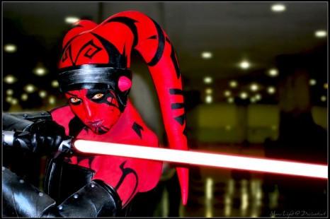 Cosplay Wednesday – Star Wars' Darth Talon