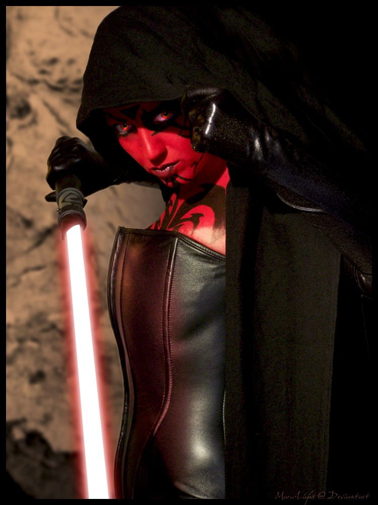 Cosplay Wednesday - Star Wars' Darth Talon - GamersHeroes