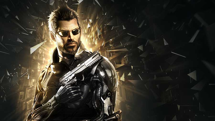 Deus Ex Mankind Divided - Gamers Heroes