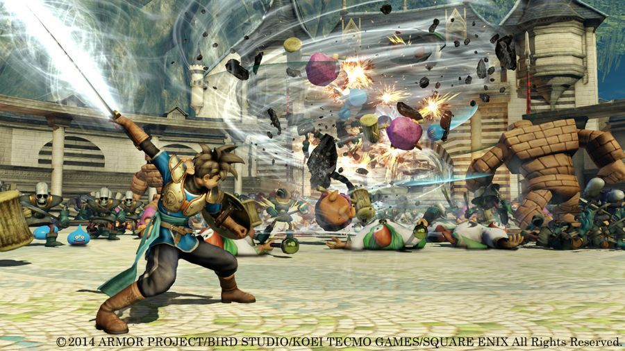 Dragon Quest Heroes Guide: Treasure Map Location Guide