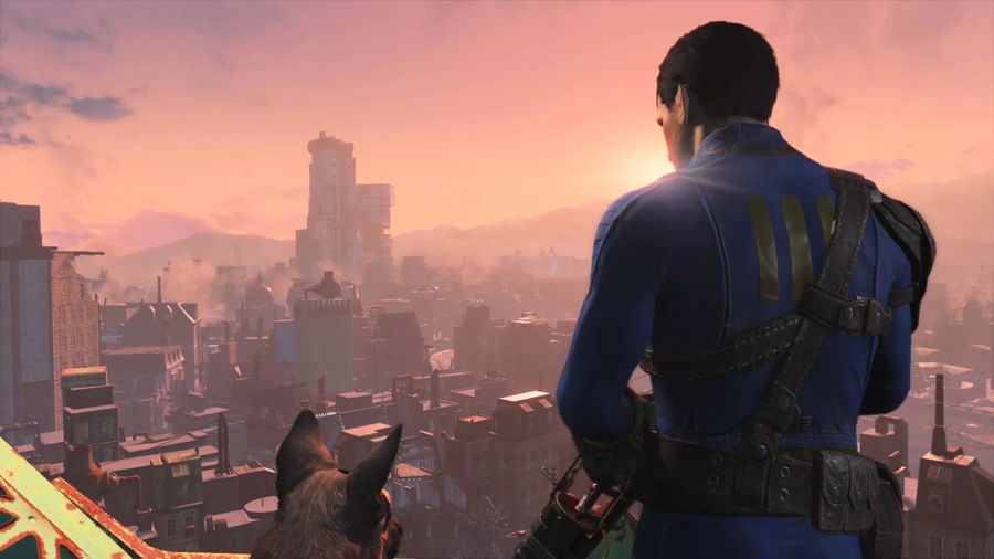 New Fallout 4 Trailer Explains How Charisma Will Help You In The Wasteland
