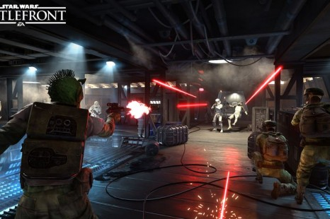 How To Break Through The Shield In Star Wars Battlefront