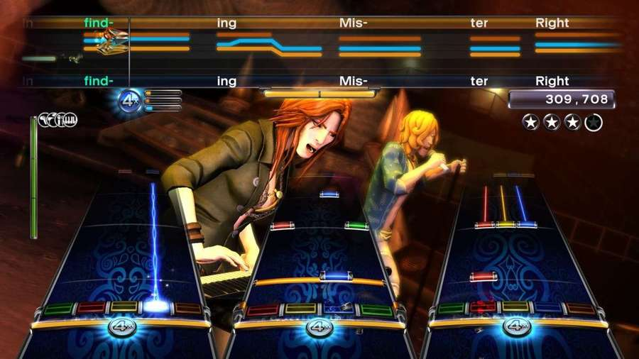 How To Set Up The Guitar And Drums On Rock Band 4