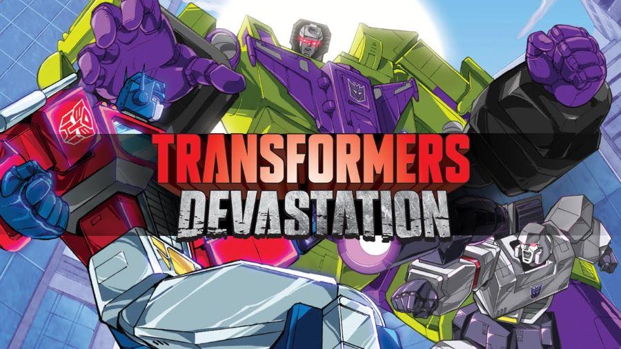 Transformers Devastation - Gamers Heroes