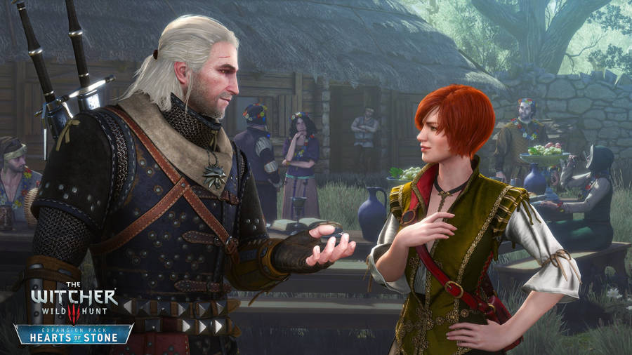 Witcher 3 Hearts of Stone - How To Romance With Shani