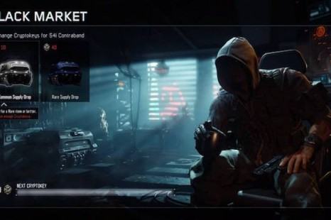 Call of Duty Black Ops 3 Supply Drop Item List