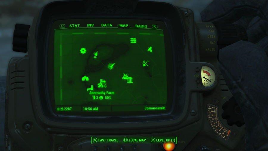 Fallout 4 Abernathy Farm