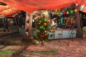 Fallout 4′s Survivors Haven't Forgotten The Spirit Of Christmas