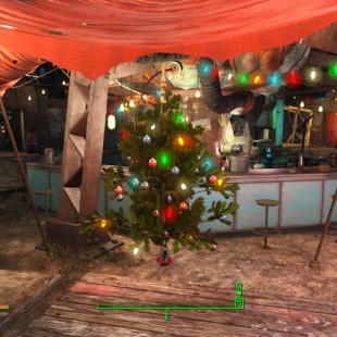 Fallout 4's Survivors Haven't Forgotten The Spirit Of Christmas