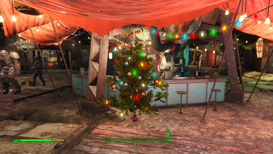 Fallout 4 Christmas Event 2