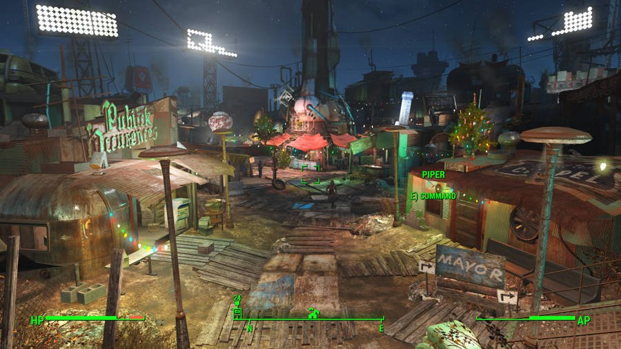 Fallout 4 Christmas Event