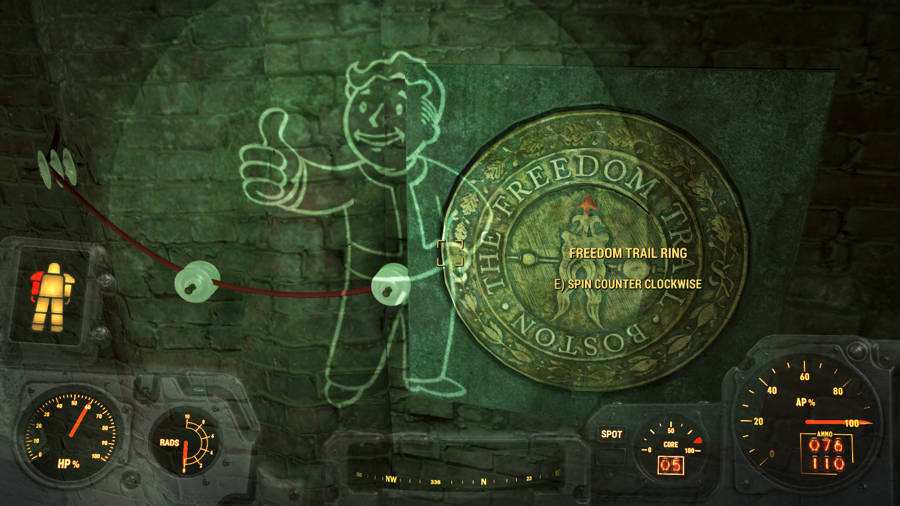 Fallout 4 Freedom Trail Guide - Road To Freedom Guide