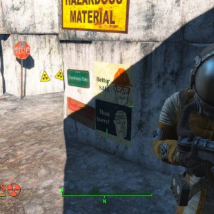 Fallout 4 Guide – Where To Find A Hazmat Suit (+1000 Radiation Protection)