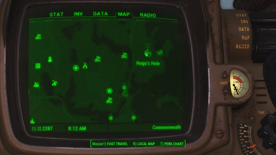 Fallout 4 Guide - Where To Find A Hazmat Suit