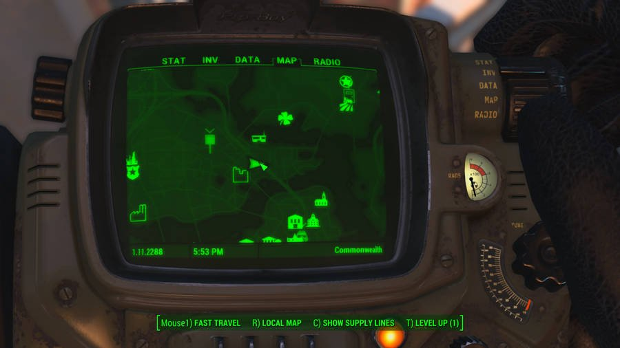 Fallout 4 Legendary Creature Locations Guide - Legendary Super Mutant Brute
