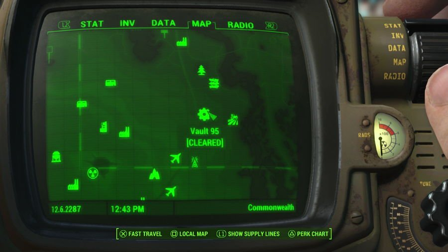 Fallout 4 Legendary Gunner Location 1