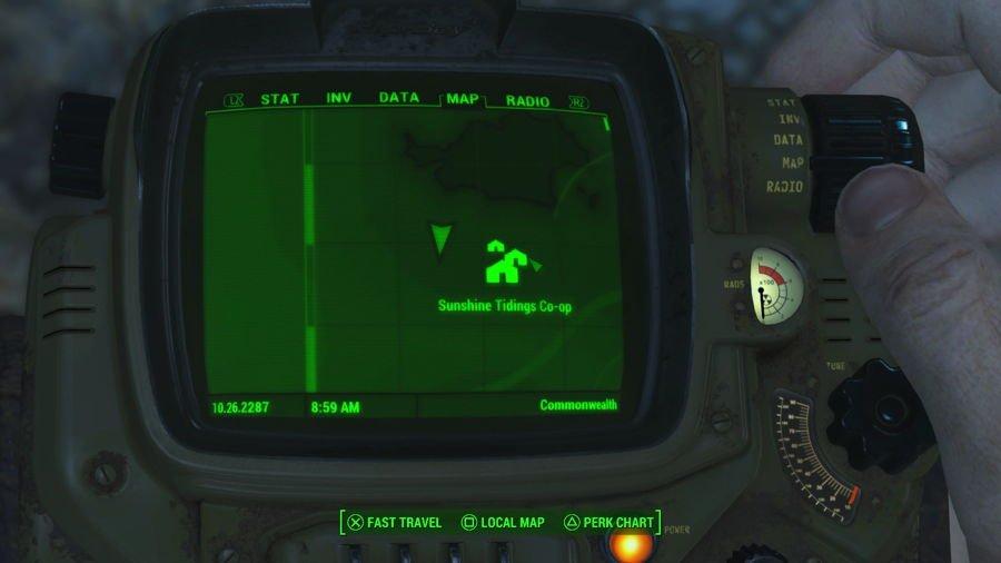 Fallout 4 Legendary Radroach 2