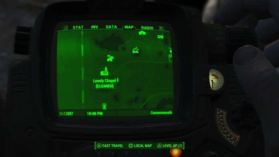 Fallout 4 Legendary Raider 1
