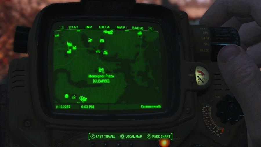 Fallout 4 Legendary Raider 3