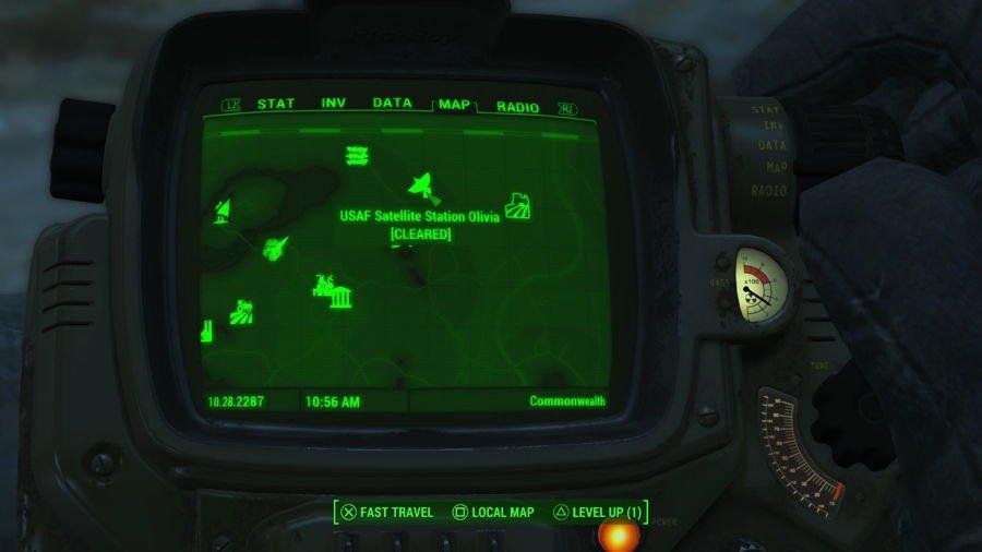 Fallout 4 Legendary radroach