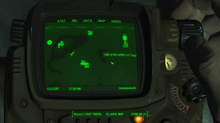 Fallout 4 Magazine Location Guide - Hot Rodder Issue 1