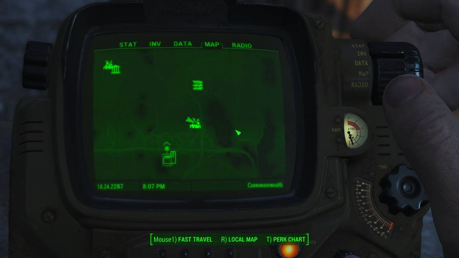 Fallout 4 Magazine Location Guide - Junkytown Jerky Vendor Issue 1