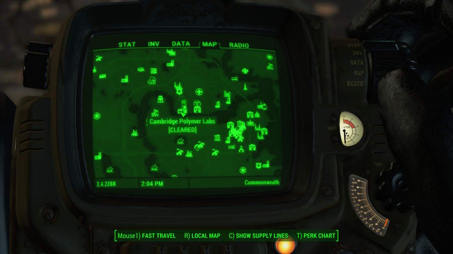 Fallout 4 Magazine Location Guide - Massachusetts Surgical Journal 2