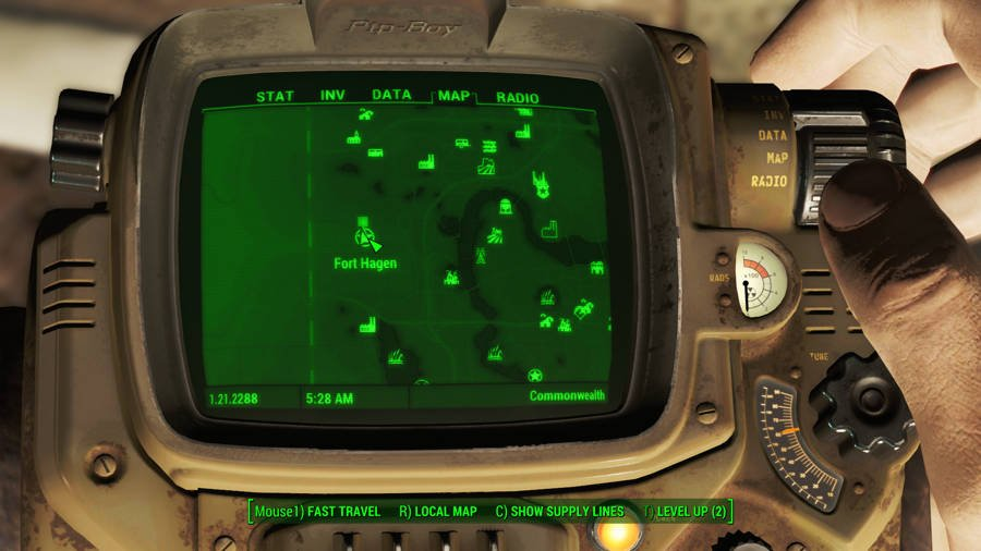Fallout 4 Magazine Location Guide - US Convert Operations Issue 3