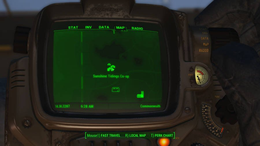 Fallout 4 Magazine Location Guide - Wasteland Survival Guide Issue 2