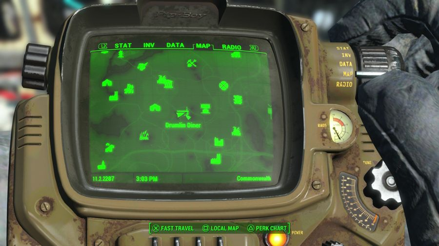 Fallout 4 Order Up