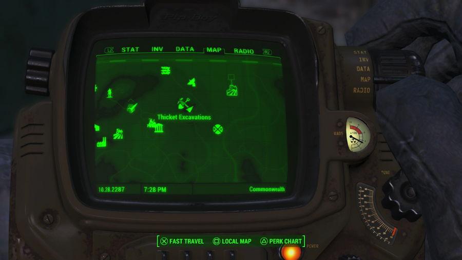 Fallout 4 Pull The Plug