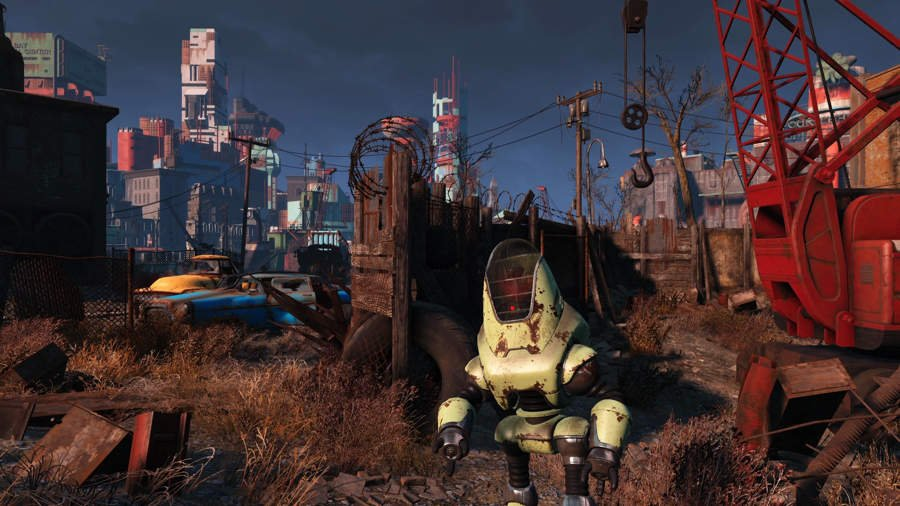 Fallout 4 Review - A S.P.E.C.I.A.L. Kind Of Game 2