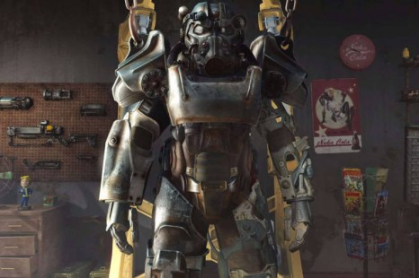 How To Repair Your Power Armor In Fallout 4