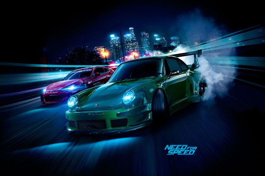 Need For Speed Starter Car Specs