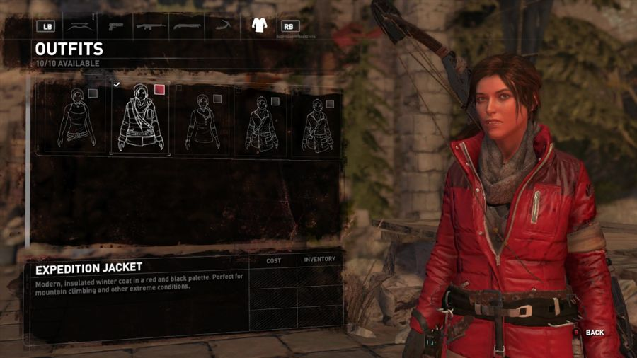 Rise Of The Tomb Raider Outfit 3